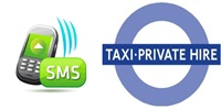 taxi sms