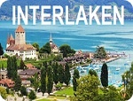 Private Taxi transfer from Lugano City (CH) to Interlaken (CH)