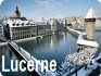 Private Taxi transfer from Lugano City (CH) to Lucerne (CH)