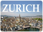 Private Taxi transfer from Portofino to Zurich City (Switzerland)