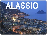 Private Taxi transfer from Genoa Airport C.Colombo to Alassio
