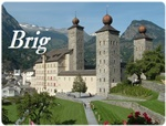 Private Taxi transfer from Lugano City to Brig (CH)