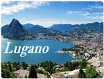 Private Taxi transfer from Zurich City (Switzerland) to Lugano City (Switzerland)