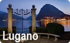 Private transfer from Lugano Airport (CH) to Lugano (CH) and conversely