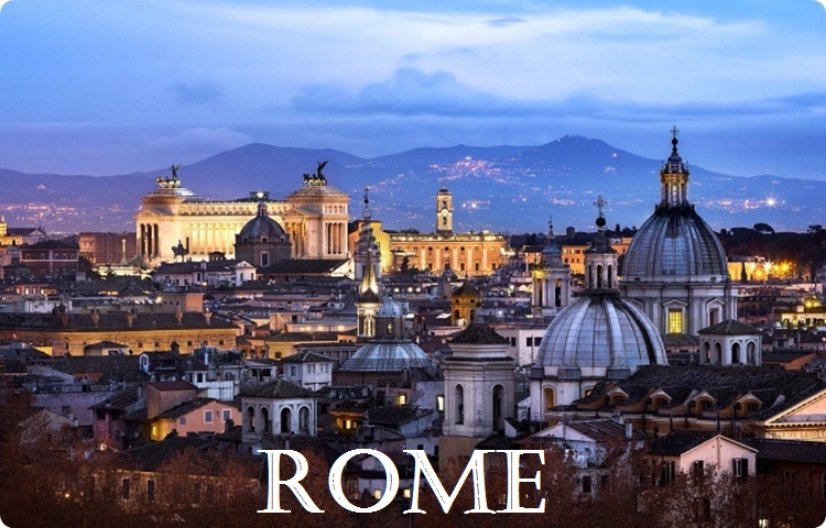 Private Taxi from Rome City wherever you want to go