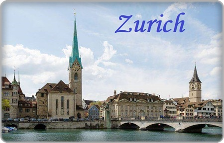 Private Taxi from Zurich (CH) wherever you want to go
