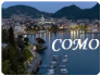 Private Private Taxi transfer from Lugano City (Switzerland) to Como (Lake Como)
