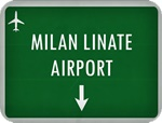 Private Taxi transfer from Zurich City (Switzerland) to Milan Linate Airport