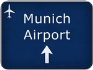 Private Taxi transfer from Milan City to Munich Airport (D)