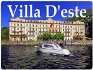 Private Taxi transfer from Lugano Airport (Switzerland) to Villa D'este (Lake Como)